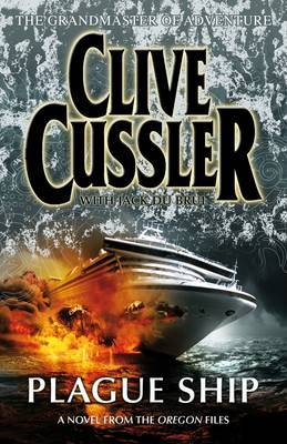 Plague Ship by Clive Cussler image