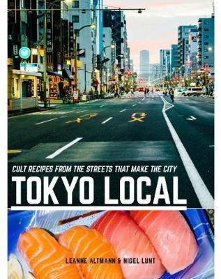 Tokyo Local by Leanne Altmann