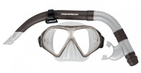 Mirage: S19 Freedom - Adult Mask & Snorkel Set - Smoke