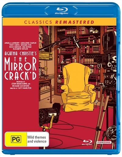 The Mirror Crack'd on Blu-ray image