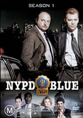 NYPD Blue - Season 1 (6 Disc) on DVD