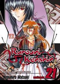 Rurouni Kenshin: v. 21 by Nobuhiro Watsuki image
