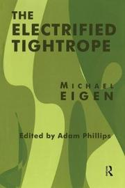 The Electrified Tightrope by Michael Eigen image