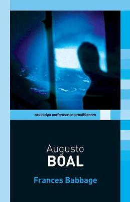 Augusto Boal by Frances Babbage image