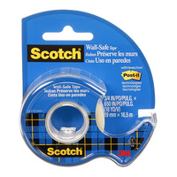 Scotch: Wall-Safe Tape 183 - 19mm x 16.5m image