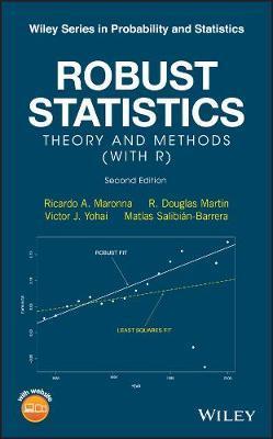 Robust Statistics by Ricardo A. Maronna image