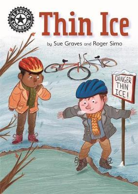 Reading Champion: Thin Ice by Sue Graves image