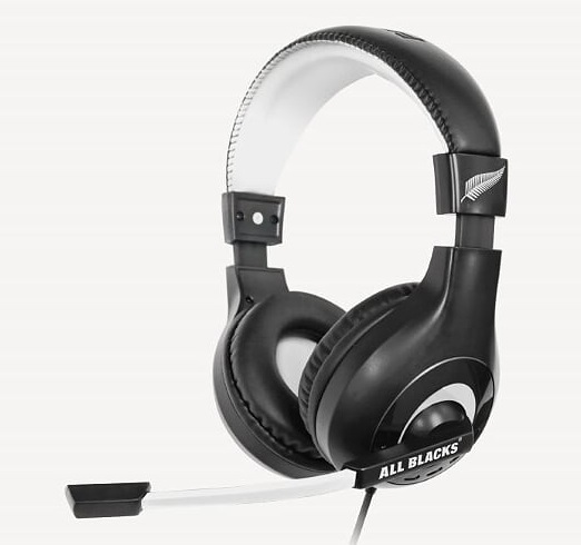 Playmax MX1 Universal Headset - All Blacks Edition for PS4