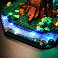 BrickFans: Tree House - Light Kit