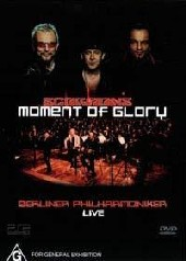 The Scorpions - Moment Of Glory on DVD