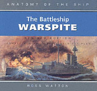 "The Battleship ""Warspite"" by V.E. Tarrant image"