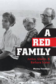 A Red Family by Mickey Friedman image