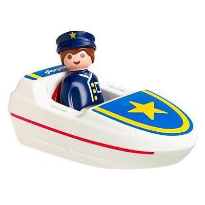 Playmobil 1.2.3 Coastal Search and Rescue (Age 1.5+) image