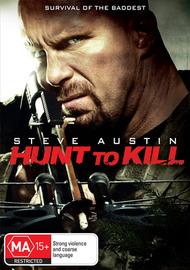 Hunt to Kill on DVD