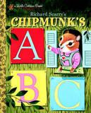 LGB:Scarry Chipmunks ABC by Roberta Miller