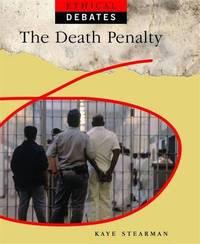 The Death Penalty by Kaye Stearman image