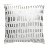 Bambury Zulu Cushion (Silver)