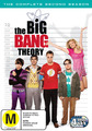 The Big Bang Theory - Complete 2nd Season (4 Disc Set) DVD