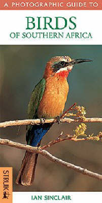Photographic Guide Birds of Southern Africa by Ian Sinclaire image