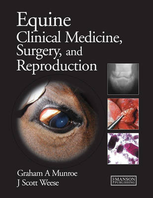 Equine Clinical Medicine, Surgery and Reproduction by Graham Munroe image