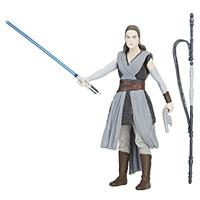 Star Wars: Force Link Figure - Rey (Jedi Training) image