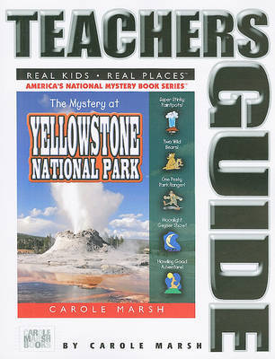 The Mystery at Yellowstone National Park by Carole Marsh image