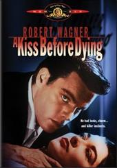 A Kiss Before Dying on DVD