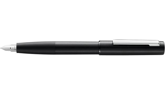 Lamy aion Fountain Pen - Black (Medium)