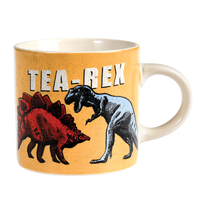 Rex: Tea Rex - Novelty Mug (350ml)