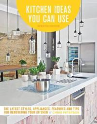 Kitchen Ideas You Can Use, Updated Edition by Chris Peterson image
