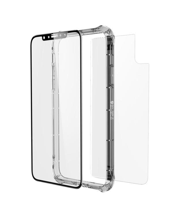 promo code 6d701 a5d39 Invisible Shield Glass+ Contour 360 - Full Body with Bumper Case ...