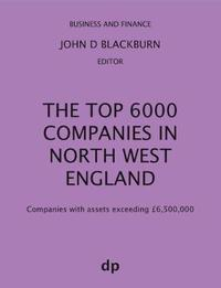 The Top 6000 Companies in North West England