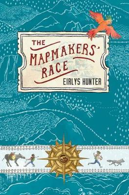 The Mapmakers' Race by Eirlys Hunter image