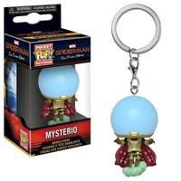 SpiderMan: FFH - Mysterio Pop! Keychain image