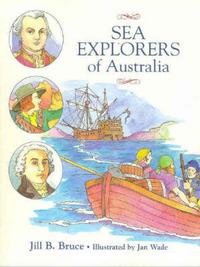 Sea Explorers of Australia by Jill B Bruce image