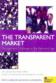 The Transparent Market by Mats Larsson