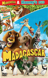 Madagascar (Bonus Hammy's Hyperactivity DVD) on DVD