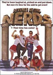 Revenge Of The Nerds on DVD