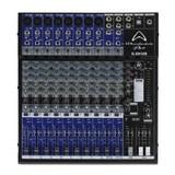 Wharfedale 8 XLR 2 Stereo USB Passive Mixer