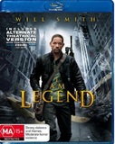 I Am Legend on Blu-ray