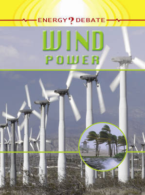 Wind Power by Richard Spilsbury