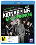 Kidnapping Mr Heineken on Blu-ray