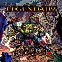 Legendary: Marvel image