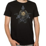 Diablo III Monk Class Premium T-Shirt (Medium)