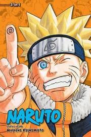 Naruto (3-in-1 Edition), Vol. 9 by Masashi Kishimoto