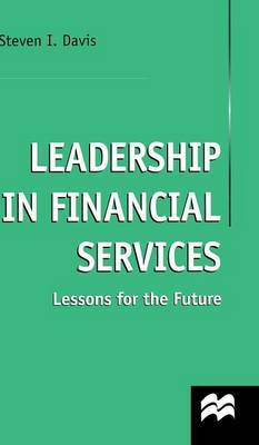 Leadership in Financial Services by S. Davis image