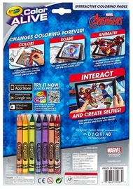Crayola: Colour Alive – Avengers