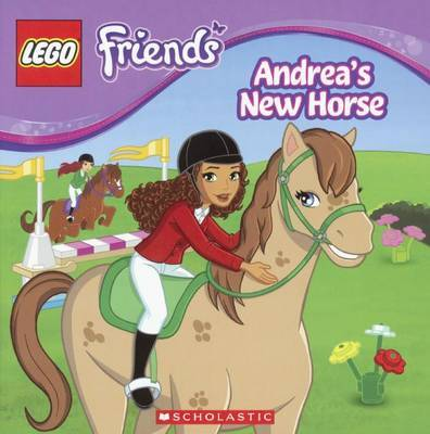 Andrea's New Horse by Jenne Simon