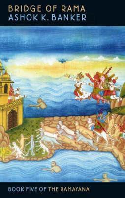 Bridge of Rama by Ashok Banker image