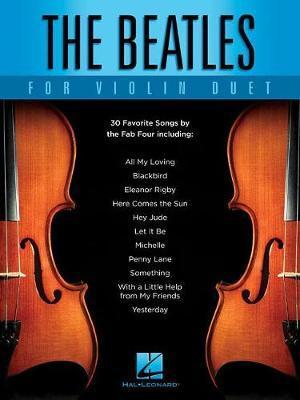 The Beatles For Violin Duet by John Lennon image